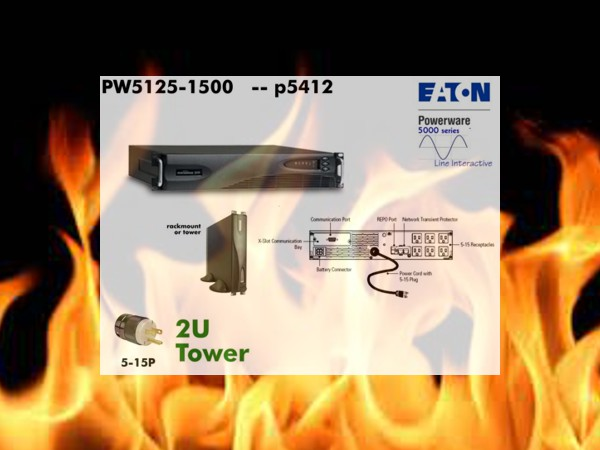FireSale Eaton 5125 UPS